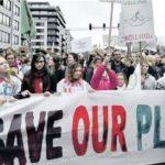 MESSAGGERO - Clima, l`Onu lancia l`allarme: ultima chiamata per la Terra