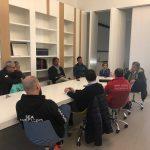 Riunione Consulta Associazioni Ambientaliste nella sede dell'AMP Plemmirio