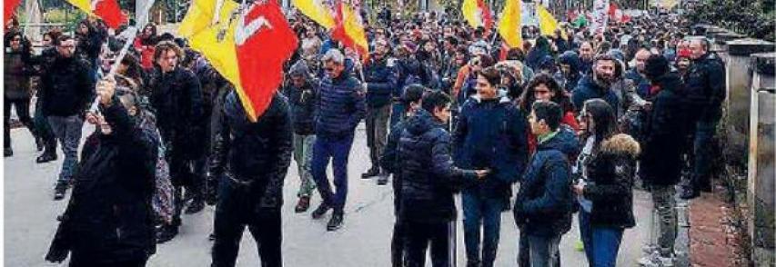 Cinquemila siciliani a Licata per dire no alle trivellazioni