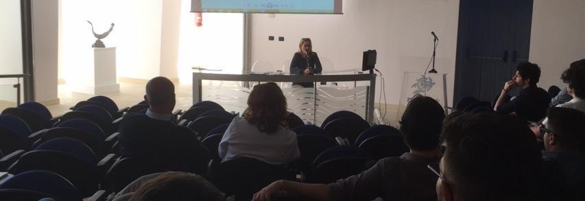 Ultimo appuntamento delle Giornate di educazione ambientale con una scuola di Caltanissetta
