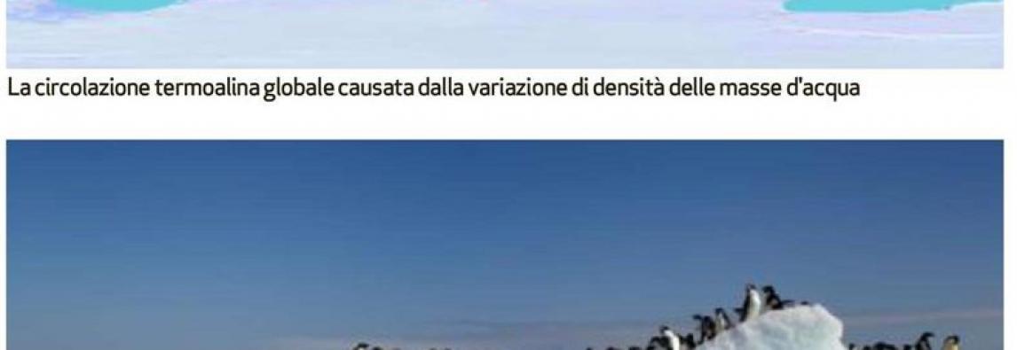Intervista a Sandro Carniel. l'autore del saggio: Oceani l`ultimo paradiso