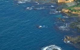 L`avanzata del mare, report sull'erosione costiera
