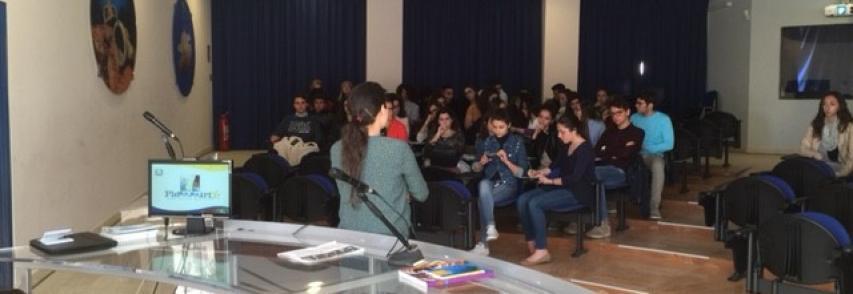 Secondo appuntamento con le lezioni di bioarchitettura a cura dell'Inbar per gli studenti delle scuole superiori