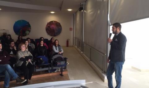 Focus su Archeologia del Plemmirio  con gli studenti dal liceo Gargallo