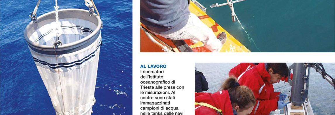 Pulire gli oceani per salvare la Terra, i progetti italiani . Ripulire i mari per salvare la Terra