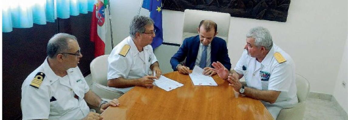 Aree marine e riserve, siglata intesa con la Regione