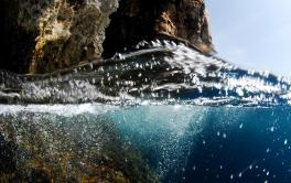 Docu-viaggio fotografico, le immagini del clima che cambia l`Italia