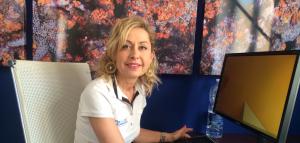 Dott.ressa Rosalba Rizza - Direttore Area Marina Protetta