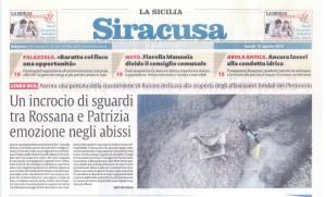 la sicilia 31 agosto 2015,2