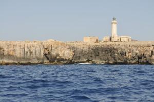 Siracusa - Area Marina Protetta del Plemmirio - Capo Murro di Porco
