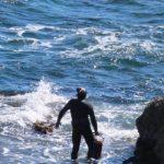 Siracusa, sub sorpreso dalle telecamere a pescare ricci in area protetta: 2 mila euro di multa