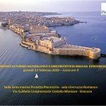 Workshop su turismo naturalistico e Aree Protette di Siracusa e provincia