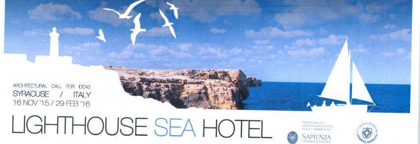 Lighthouse Sea Hotel  – Un concorso Internazionale di architettura per la riqualificazione dei fari italiani