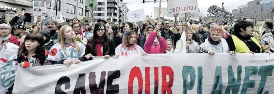 MESSAGGERO – Clima, l`Onu lancia l`allarme: ultima chiamata per la Terra