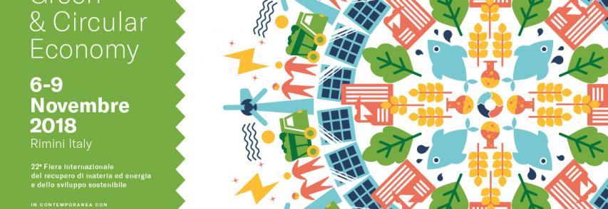 Ecomondo 2018 lotta alla plastica inquinante e tutela delle risorse idriche, a Rimini dal 6 al 9 novembre