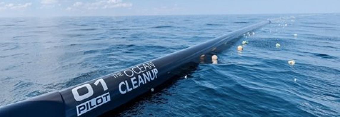 Nel Pacifico è pronta a salpare la prima rivoluzionaria macchina per pulire gli oceani dalla plastica