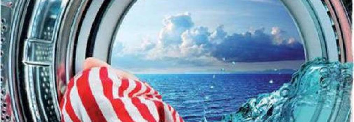 Allarme microfibre, a ogni lavaggio ne finiscono milioni in mare