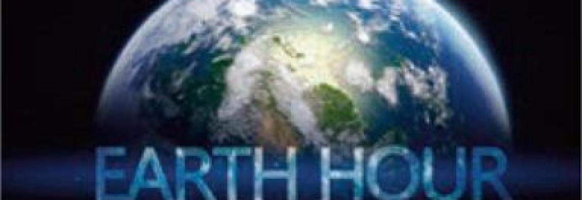 Il prossimo 25 marzo scatta l`Ora della Terra