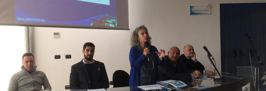 Inaugurazione appuntamenti di educazione ambientale in AMP, presentato il libro di Paolo Scalora