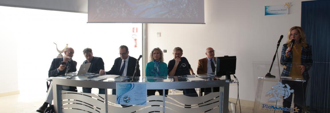 Scopri la fotogallery del convegno sulla salvaguardia del mare mediterraneo